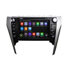 A9 HD 1024*600 Quad Core 1.6G CPU 16GB Flash Android 5.1.1 Car DVD Player Radio GPS Navi Stereo for Toyota CAMRY 2012 2013 2014