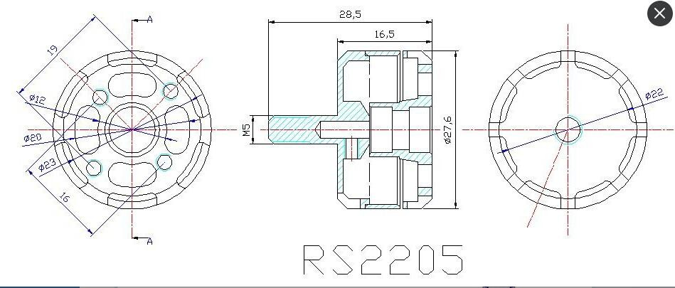 ZMR250 250mm Quadcopter frame Naze32 Rev6 6DOF Littlebee