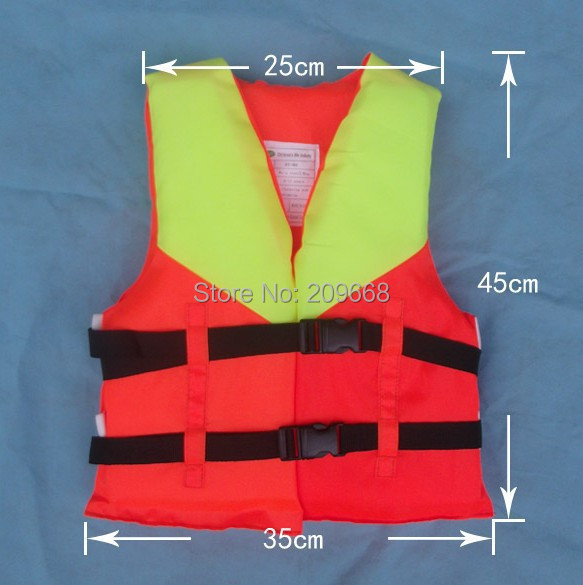 Free Shipping kid child beach drifting lifesaving vest life swimming vest boating vest(China (Mainland))