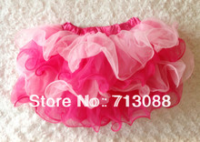 2016 soft material ice-cream color new arrival baby petal pettiskirt(China (Mainland))