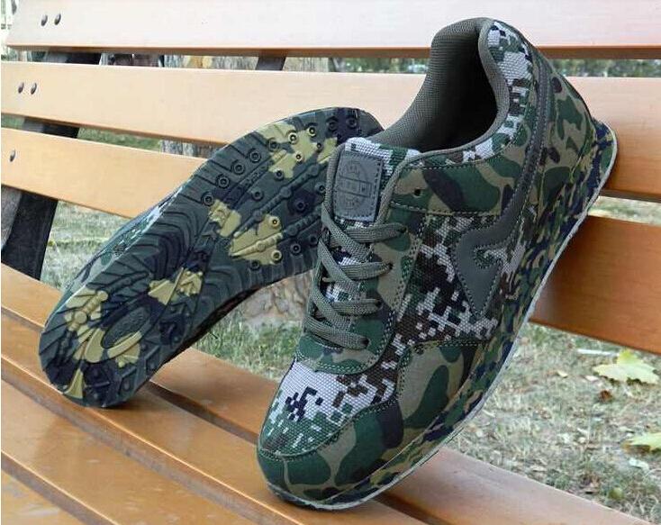 scarpe camouflage uomo