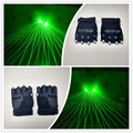 Green DJ Laser Gloves With 4pcs 650nm 130mw Laser Disco laser gloves For DJ Club Party
