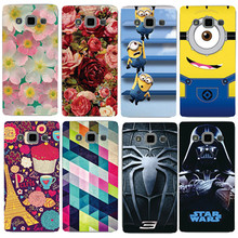 Phone Case For Samsung Galaxy Win i8552 i8558 i8550 Hard Back Cover Printed Minions Batman Supeman