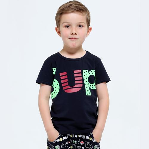 New 2015 children t shirts 100 cotton T shirt Boys Kids Short Sleeve Tops T shirt