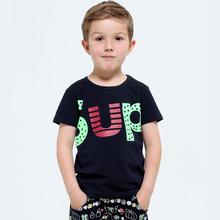 Майка  от SEGOO SHOPS для Мальчиков, материал Хлопок артикул 32363237539