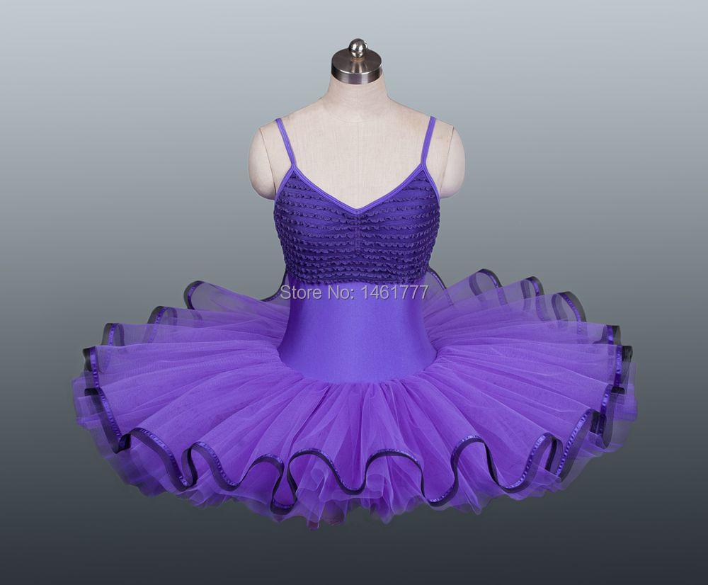 purple ballet tutu ballet leotard tutu for girls ballet tutu bt905