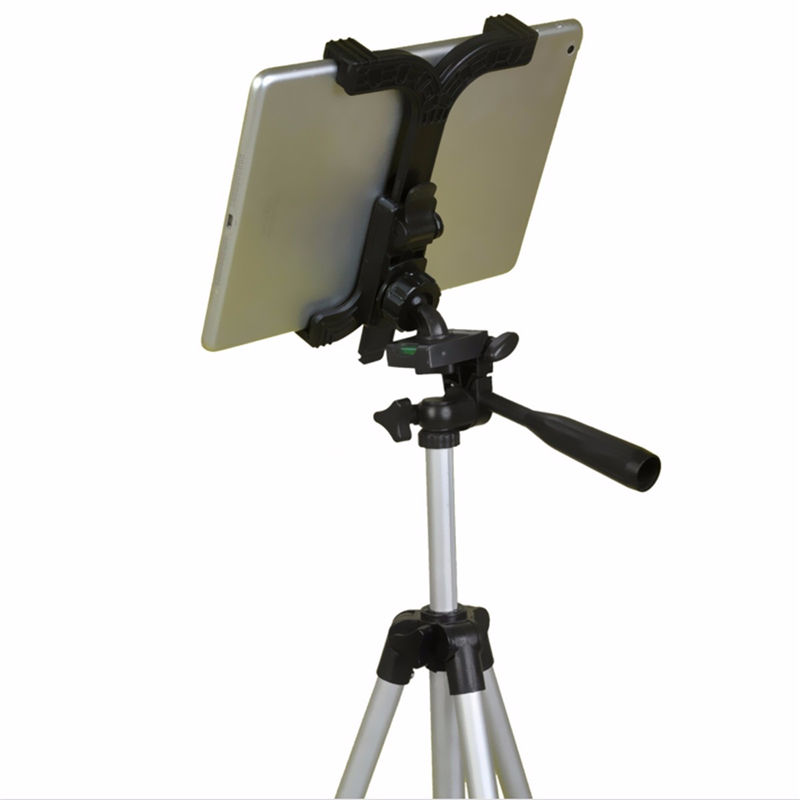 High Quality ABS Self-Stick Tripod Mount Stand Holder Tablet Mount Holder Bracket Clip Accessories For 7-11'' Tablet For iPad(China (Mainland))
