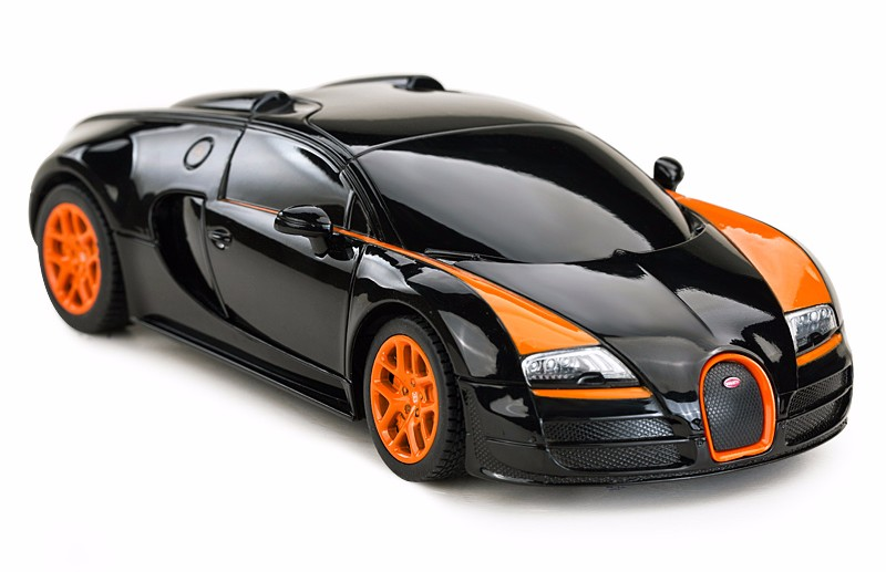 Licensed 1:24 Mini Electric RC Cars 4CH Remote Control Toys Machines On Th Radio Controlled Bugatti Grand Sport Vitesse 47000(China (Mainland))
