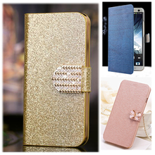 "Buy  (3 Styles) Hot Sale Luxury PU Leather Case Sony Xperia E3 D2202 D2203 4.5"" Stand Wallet Flip Back Cover Sony E 3 Case for $2.29 in AliExpress store"