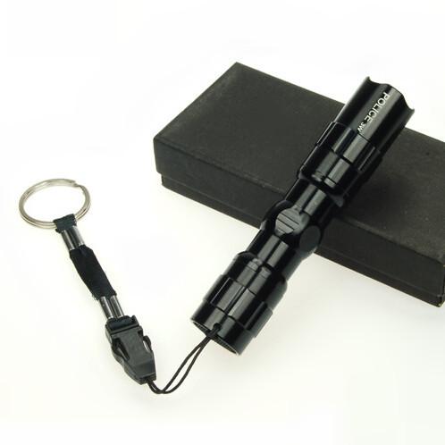 [ Special Offer ] New 1PCS Mini LED Flashlight Light Waterproof Belt Key Chain Small Lamp(China (Mainland))