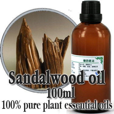 Free shopping100% pure plant essential oils India imported Sandalwood Essential Oil 100ml Increase immunity Prevent aging<br><br>Aliexpress