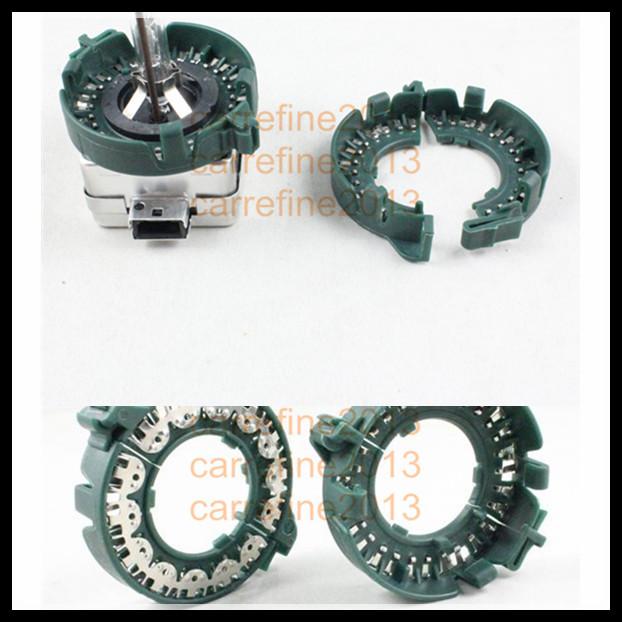 20pcs/ lot car xenon headlight hid d1s d2s light projector xenon bulb holder adapter socket original d2s fixing clip base cable<br><br>Aliexpress