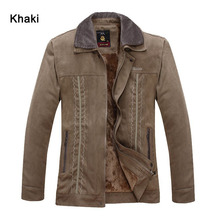 New Arrival Autumn season for Men Turn-down Collar Jacket  Men's Casual Men's Jackets Big Size outwear Male Coats Free Shipping