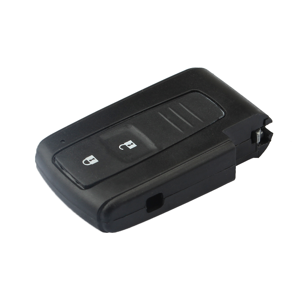 2 Buttons Smart Remote Key Keyless Entry Case Shell Fit for Toyota Prius Fob(China (Mainland))