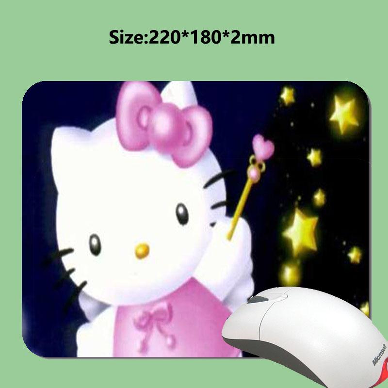 180x22OX2MM Hello Kitty Mouse Pad, Mousepad(China (Mainland))