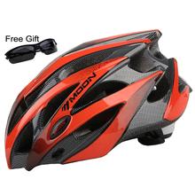 Buy MOON Bicycle Helmet Integrally-molded Cycling Helmet Ultralight Outdoor Sports MTB Road Mountain CE Certification Bike Helmet for $25.38 in AliExpress store