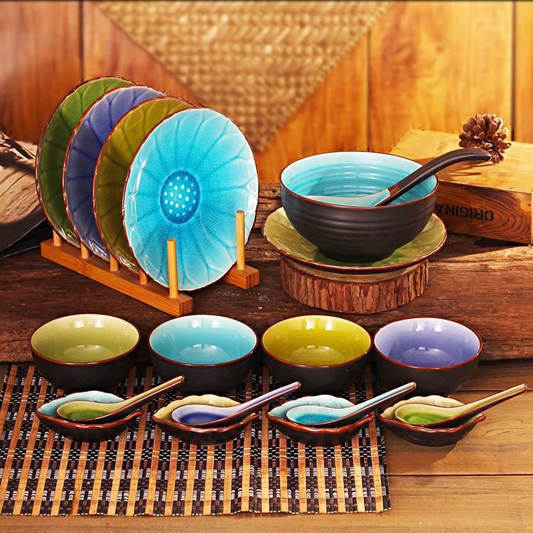 Asian style dinnerware sets
