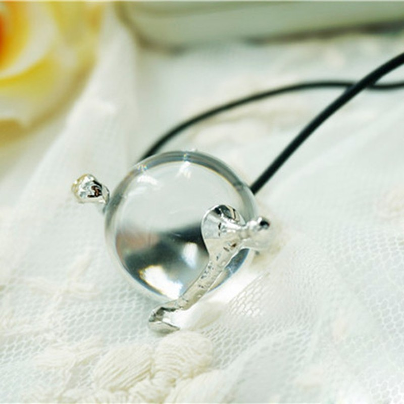 Anime W.I.T.C.H WILL COSTUME necklace Pendant Chain Heart of Kandrakar Cosplay