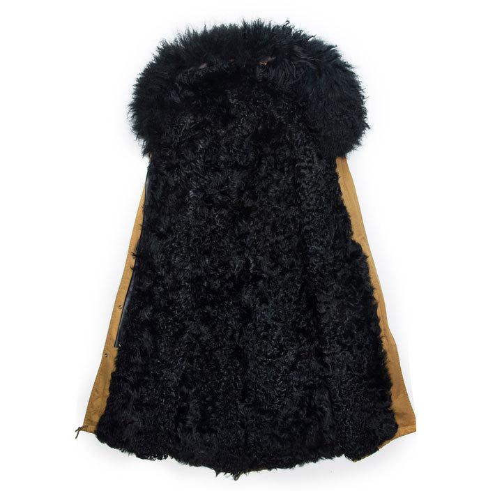 Canada Goose jackets outlet price - men black fur hooded down jacket page 1 - Men hoodies