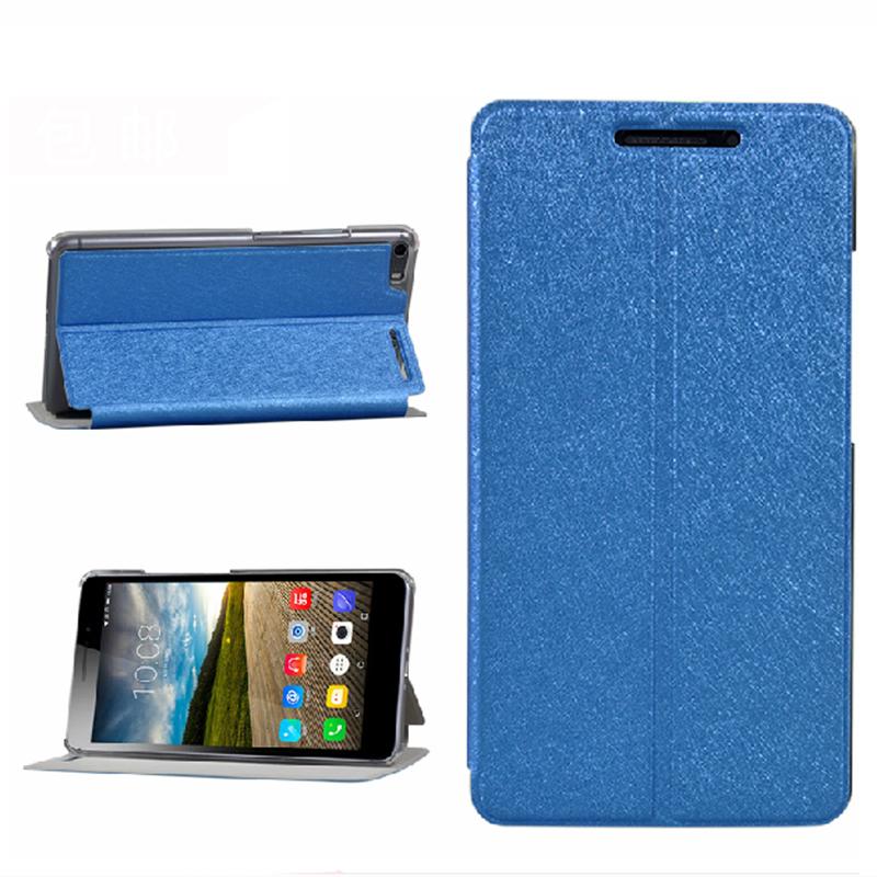 Ultra Slim Folio Leather Flip Cover Stand Case For Lenovo PHAB Plus PB1 770N 6 8inch