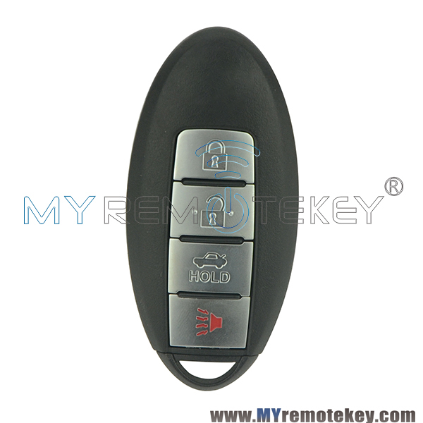 Complete smart key KR55WK48903 4 button 315 mhz for Infiniti G35 2007 2008 Infiniti G37 2008 2009 2010 2011 2012 remtekey(China (Mainland))