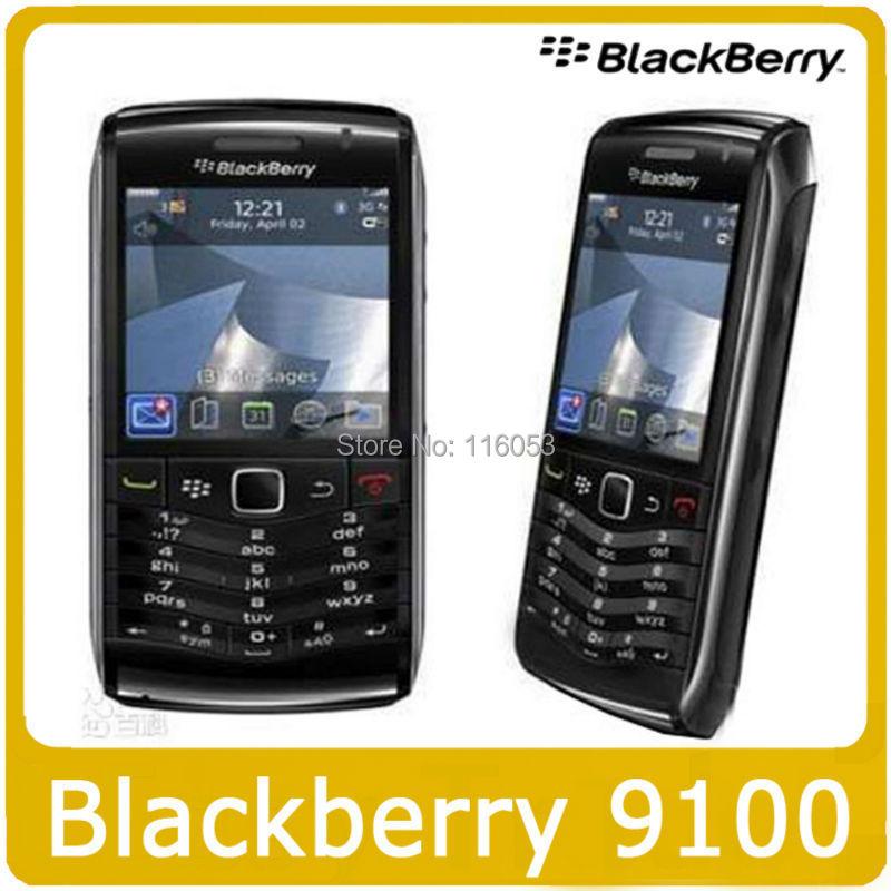 "9100 unlock original blackberry pearl 9100 mobile phone GPS WIFI 2.2"" 3G 3.0MP qwerty Keyboard(China (Mainland))"