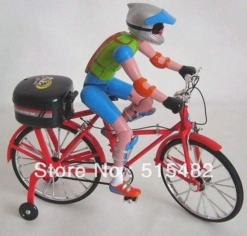 Children's toys large simulation electric music bicycle  electric toy bicycle free shipping
