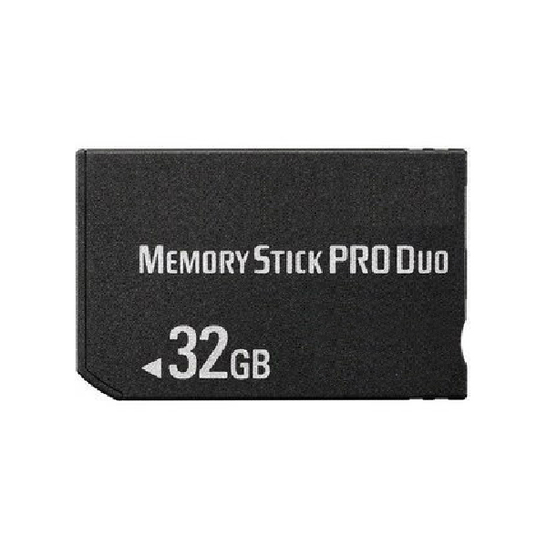 32GB MS Memory Stick Pro Duo Card Storage for Sony PSP 1000/2000/3000 Game Console(China (Mainland))