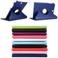 For Samsung Tab A 9 7 PU Leather 360 Rotating Stand Case Cover for Samsung Galaxy