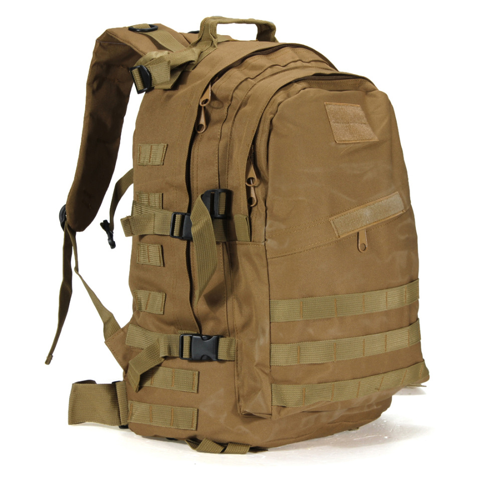 Hot Sale 55L 3D Outdoor Sport Military Tactical climbing mountaineering Backpack Camping Hiking Trekking Rucksack Travel Bag(China (Mainland))