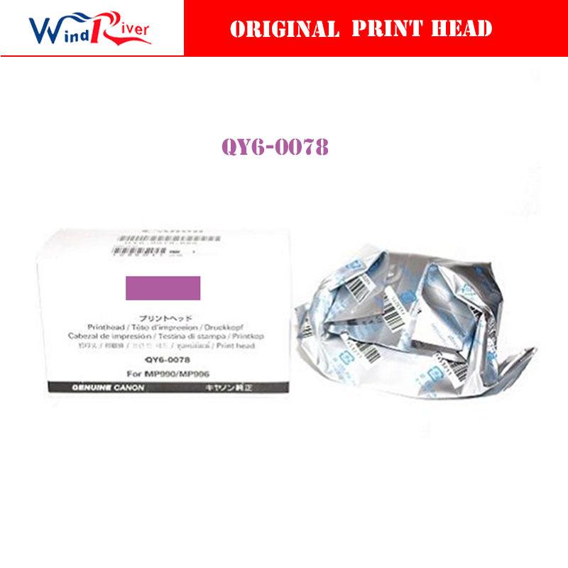 QY6-0078 Printhead For Canon MP990 MP996 MG6120 MG6140 MG6180 MG6280 MG8120 print head<br><br>Aliexpress