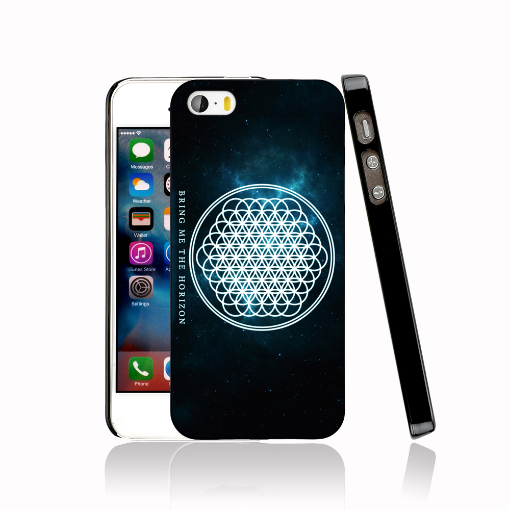 13130 bring me the horizon protective Cover cell phone Case for iPhone 4 4S 5 5S 5C SE 6 6S Plus 6SPlus(China (Mainland))