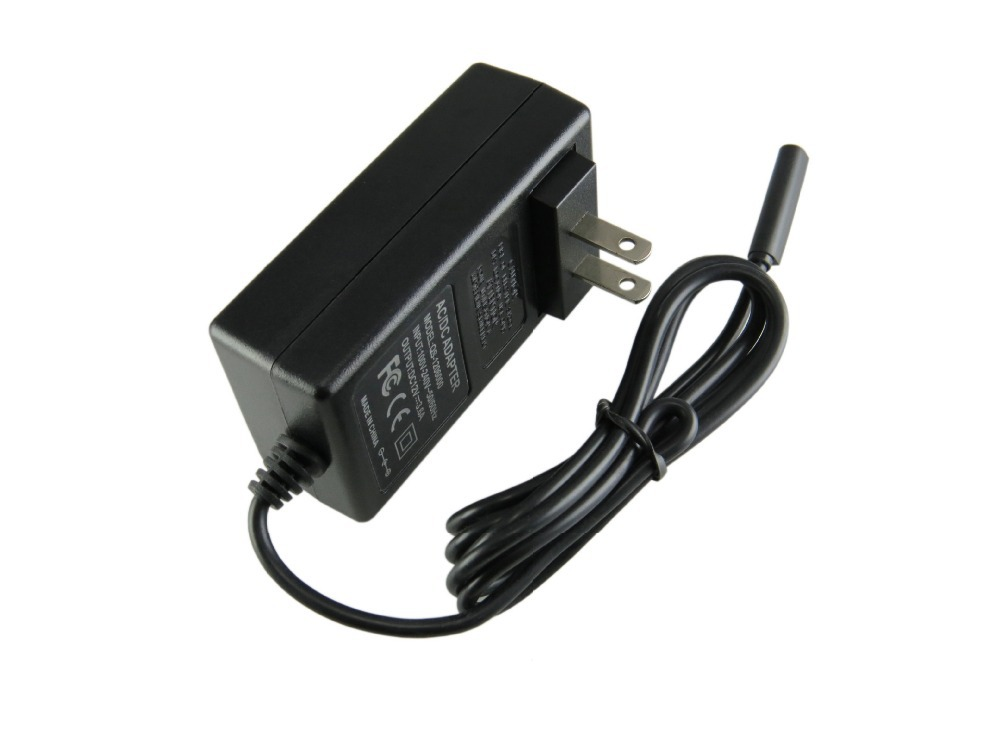12V 3.6A power adapter charger for Microsoft surface pro1 pro2 Tablet factory direct(China (Mainland))