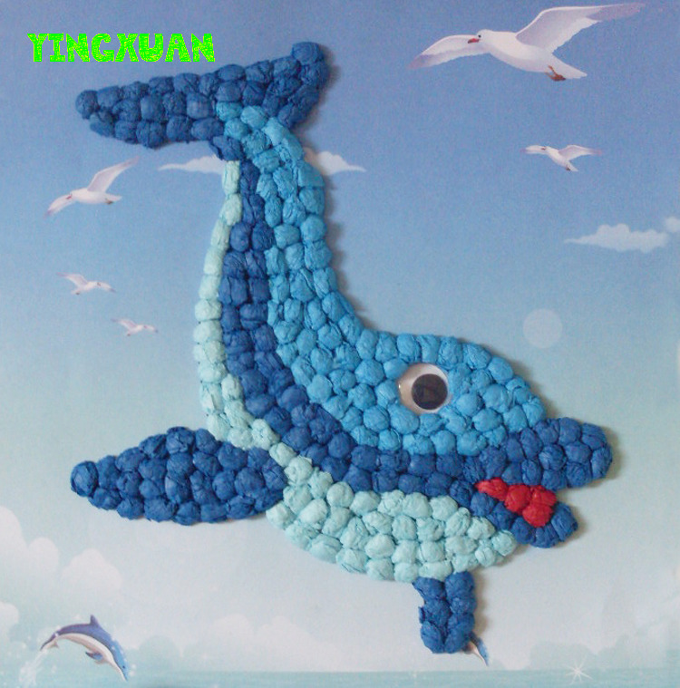Tissue Paper Crafts Kids Images Origami Instructions Easy For