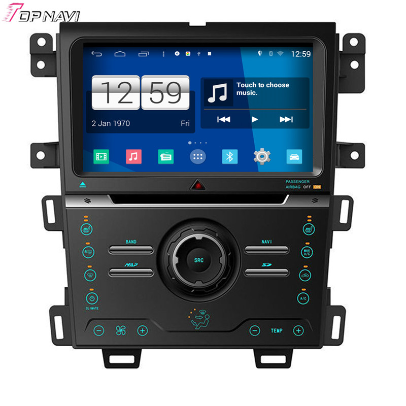 Free Shipping 9'' Quad Core S160 Android 4.4 Car DVD GPS For Edge 2013 With Multimedia Stereo Radio Video Wifi BT Mirror Link(China (Mainland))