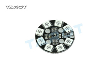 F17844 Tarot Electronic Accessary 7-color colorful LED disc lights Multicopter night light TL2816-06 for Drone Quadcopter
