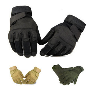 Outdoor Sports Blackhawk Camping Military Tactical Swat Airsoft Hunting Motorcycle Gloves Armed Mittens