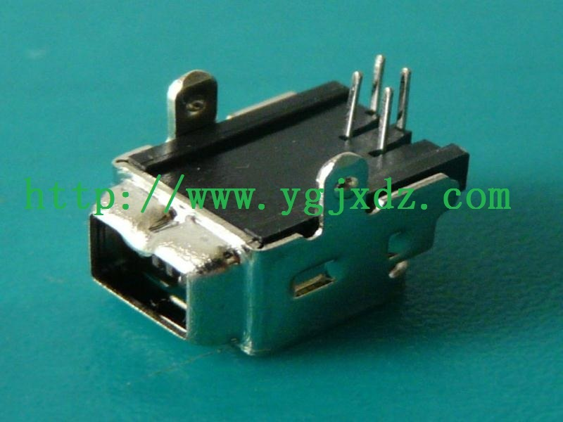 1394-2p notebook 1394 socket 1394 4 needle socket 1394 interface connector<br><br>Aliexpress