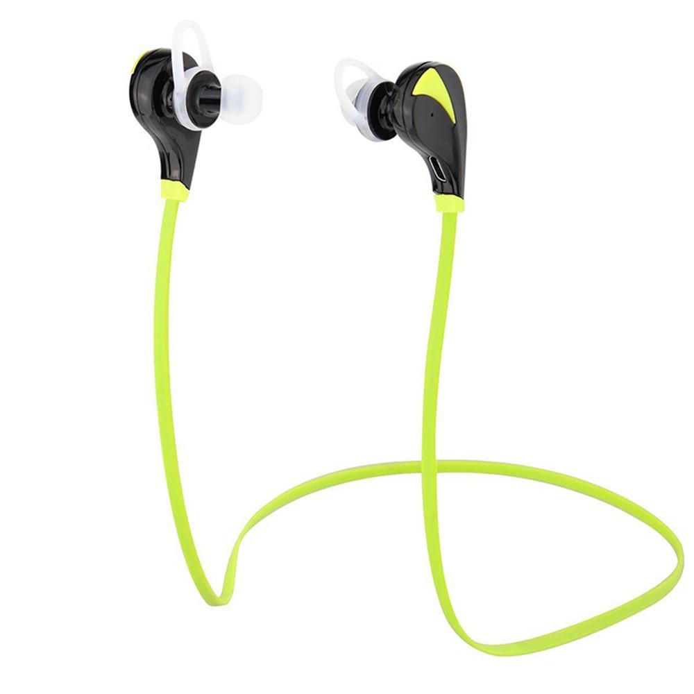 100 Original RQ6 Wireless Bluetooth V4 0 earphone Stereo Bass earphone font b Sport b font