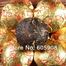 Chrysanthemum Premium Mini Tuo Cha Puer Ripe Tea Tea 200g
