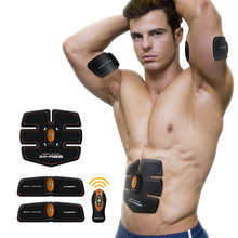 Buy Wireless Smart EMS Abdominal Training Device Relax Hous Abdominal Muscles Intensive Body Sculpting Shaper Loss Slimming Massager for $96.12 in AliExpress store