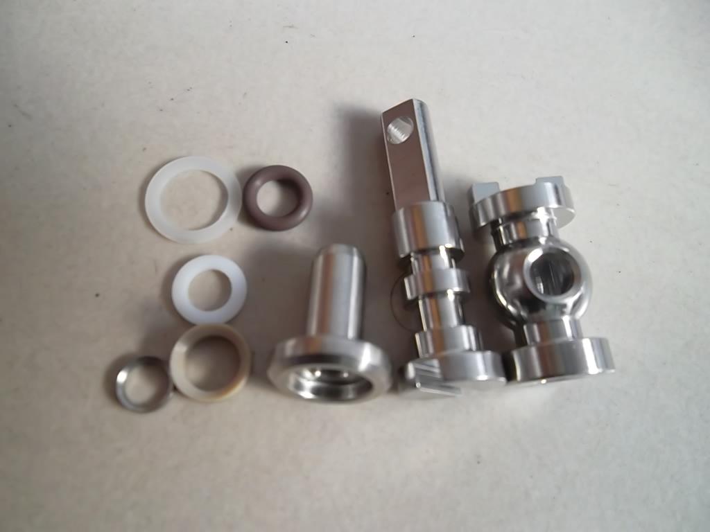 Natural gas filling stations machine gun parts valve repair kits seals o-ring(China (Mainland))