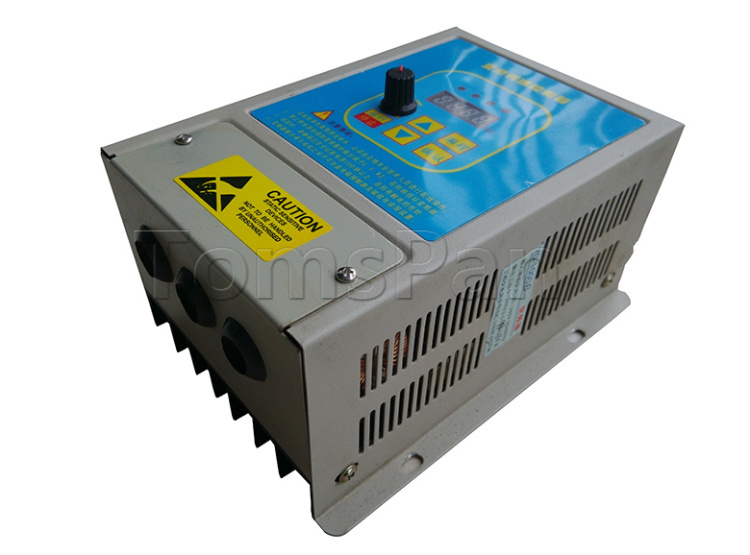 High quality 7A HT1000B used 220V 1.5KW frequency converter inverter 50Hz to 60Hz for driving 380V 220V AC Motor Free Shipping(China (Mainland))
