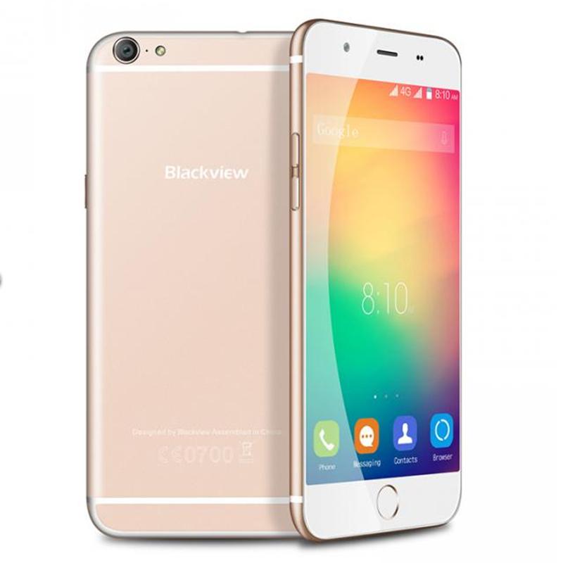 Stored in EU Original Blackview Ultra A6 Plus Smartphone MTK6735 2GB 16GB 5.5 Inch HD 3180mAh OTG Mobile phone(China (Mainland))