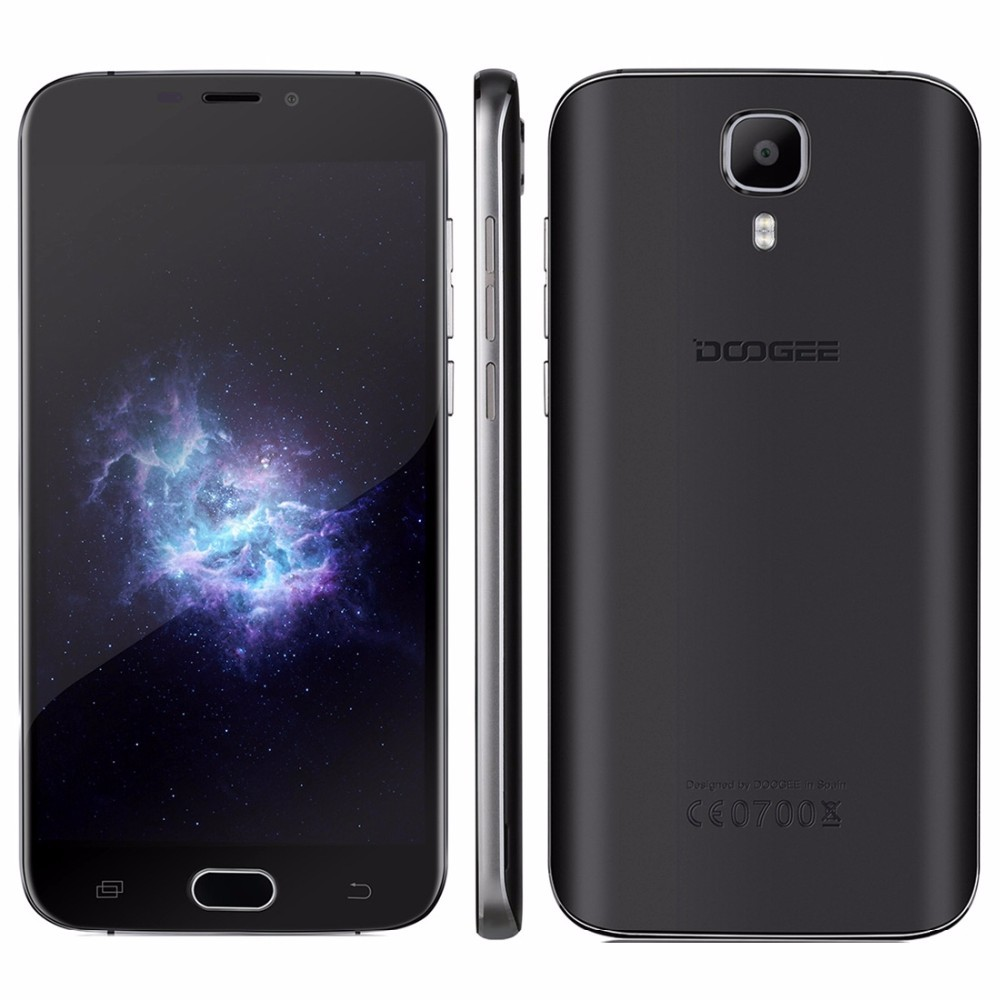 Original cellphone Doogee X9 pro Android 6.0 MTK6737 Quad Core ROM 16GB RAM 2GB 8MP Smartphone 1280*720 5.5″ 4G LTE mobile phone