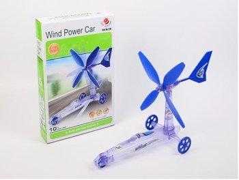 Supernova Sales Interesting plastic wind solar power toy car