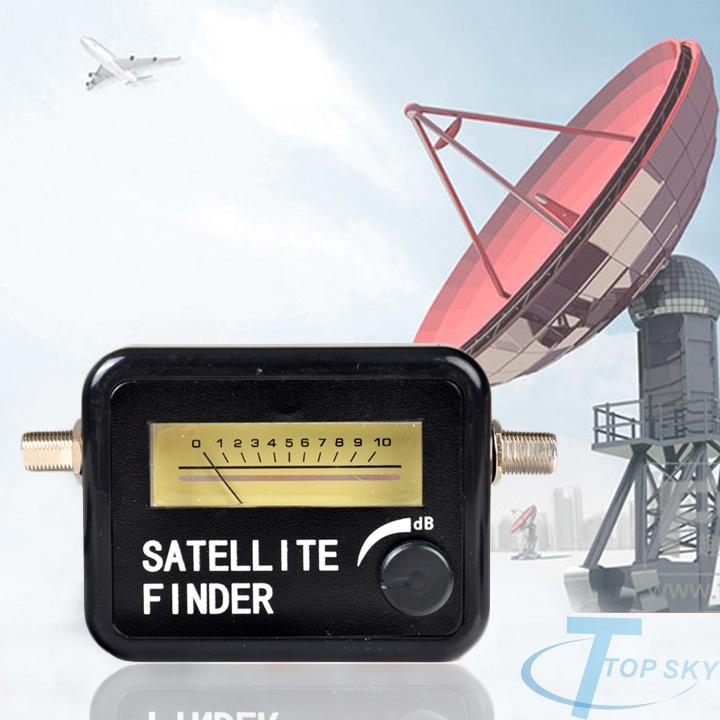 Satellite Finder Meter Sathero Pocket Digital Satellite Meter Finder HD Signal Digital Sat Localizador de Satelite 1.5S6588(China (Mainland))