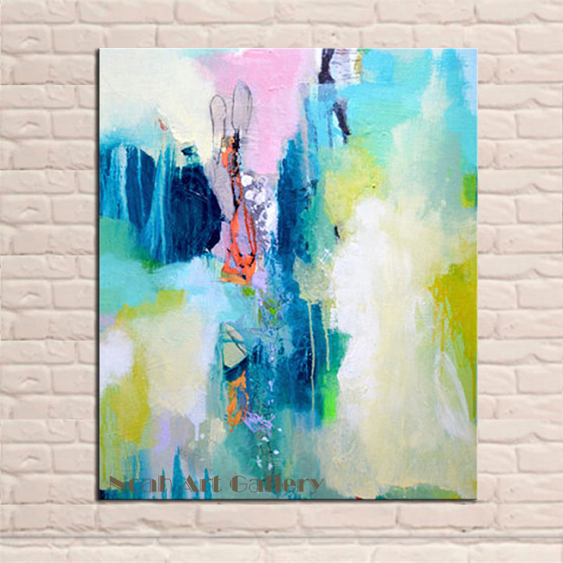 Online get cheap abstract acrylic painting ideas for Abstract painting in acrylic