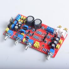 Buy YJ HIFI audio dual AC12V-0-12V J74+K170+A970+C2240 Tone plates Preamp mixer board Pre-amplifier board HIFI amplifier for $19.99 in AliExpress store