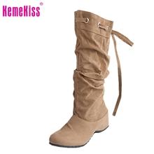 Mujeres moda plana sobre la rodilla botas damas botas de montar botas calzado zapatos de arranque largo nieve invierno cálido marca P1501 tamaño 34-43(China (Mainland))